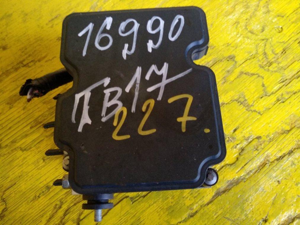 Блок abs Nissan Sylphy TB17 MRA8 передний (б/у)