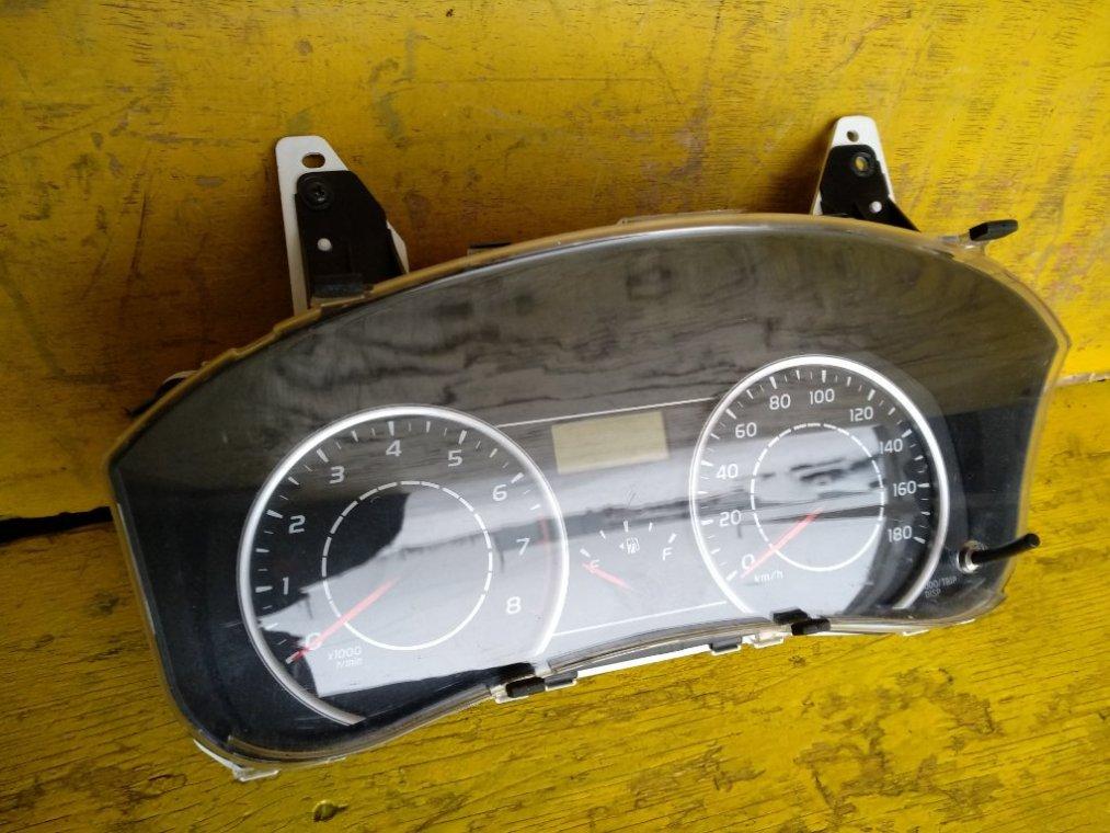 Спидометр Toyota Wish ZGE20 2ZRFAE передний (б/у)