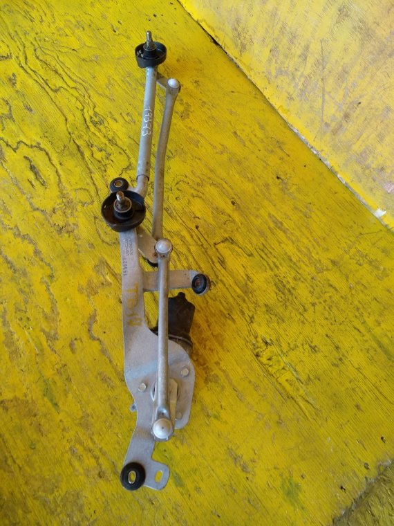 Механизм стеклоочистителя Nissan Sylphy TB17 MRA8 передний (б/у)