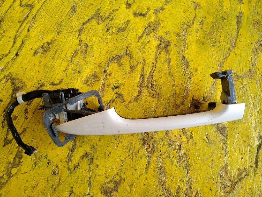 Ручка двери Subaru Impreza GP2 FB16 задняя правая (б/у)