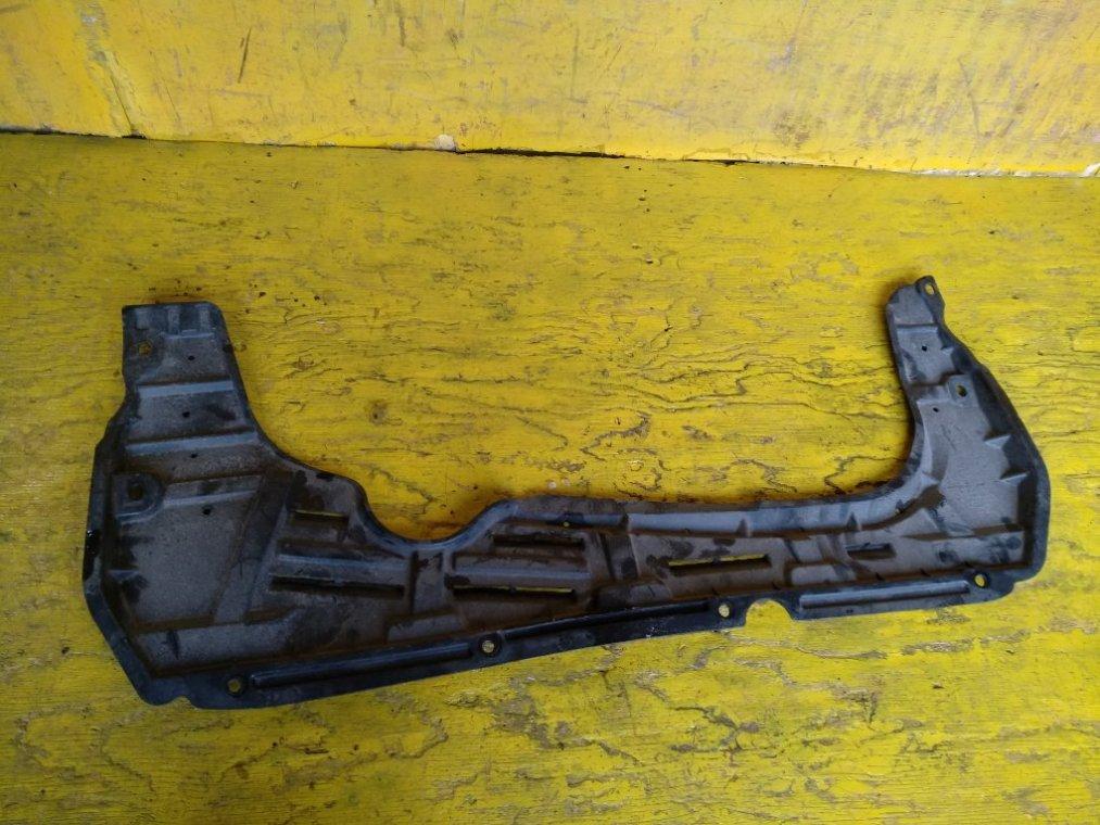 Защита двигателя Nissan Sylphy TB17 MRA8 передняя (б/у)