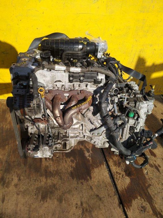 Двигатель Nissan Murano TNZ51 QR25 (б/у)