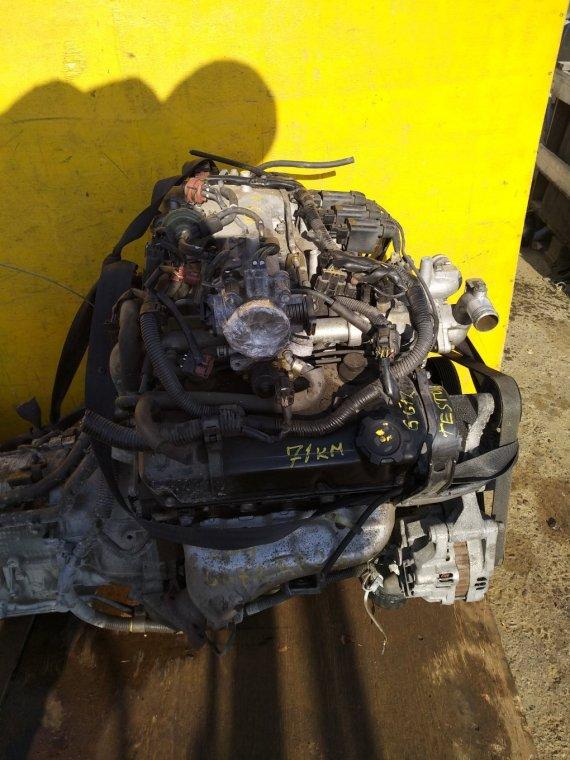 Двигатель Mitsubishi Pajero V73W 6G72 (б/у)