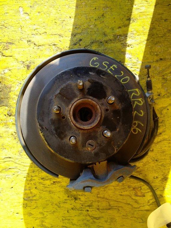 Ступица Lexus Is250 GSE20 4GRFSE задняя правая (б/у)