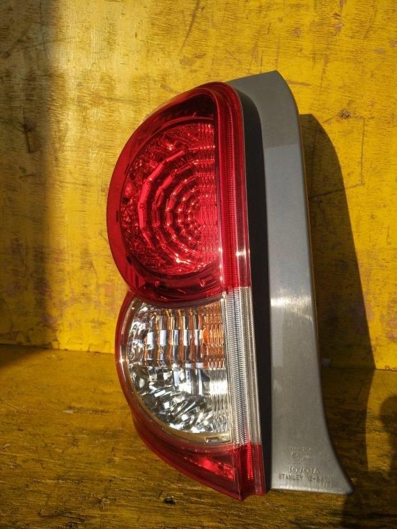 Стоп-сигнал Toyota Corolla Rumion NZE151N 1NZFE задний левый (б/у)