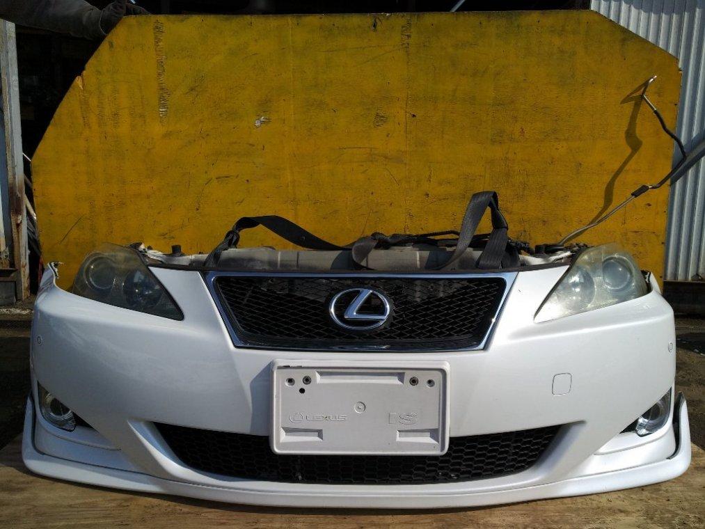 Ноускат Lexus Is250 GSE20 4GRFSE передний (б/у)