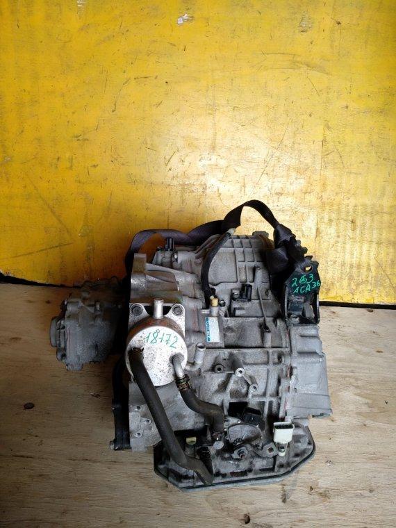 Акпп Toyota Vanguard ACA33 2AZFE (б/у)