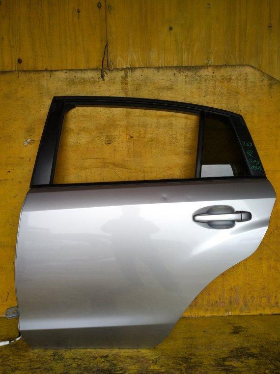 Дверь Subaru Impreza GP2 FB20 задняя левая (б/у)
