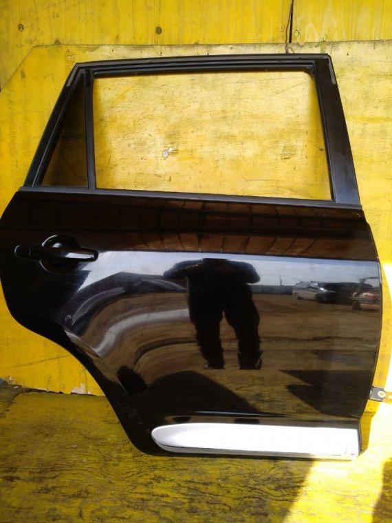 Дверь Toyota Vanguard GSA33 2AZFE задняя правая (б/у)