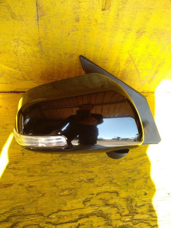 Зеркало Toyota Vanguard GSA33 2AZFE правое (б/у)
