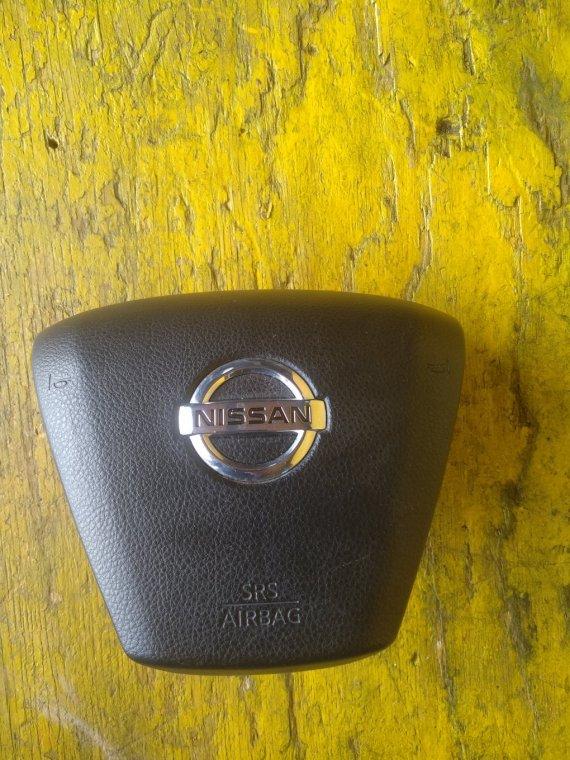 Airbag водительский Nissan Murano PNZ51 QR25 (б/у)