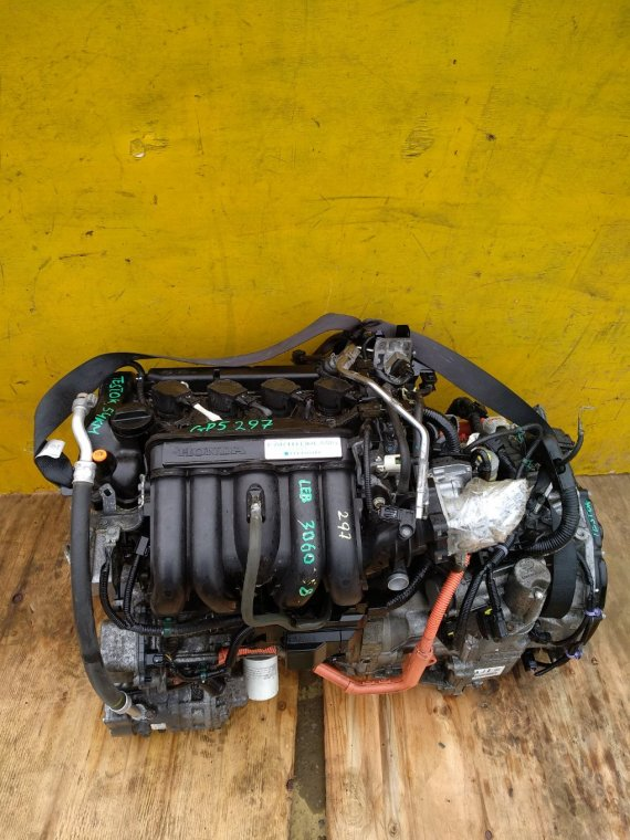 Двигатель Honda Fit GP5 LEB-H1 (б/у)