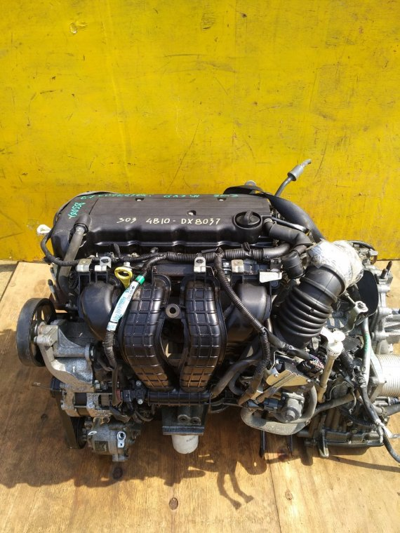 Двигатель Mitsubishi Rvr GA3W 4B10 (б/у)