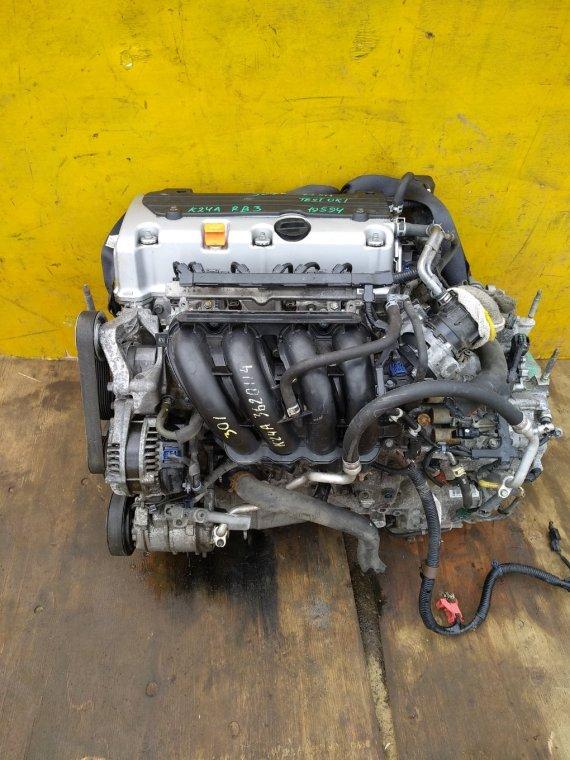 Двигатель Honda Odyssey RB3 K24A (б/у)
