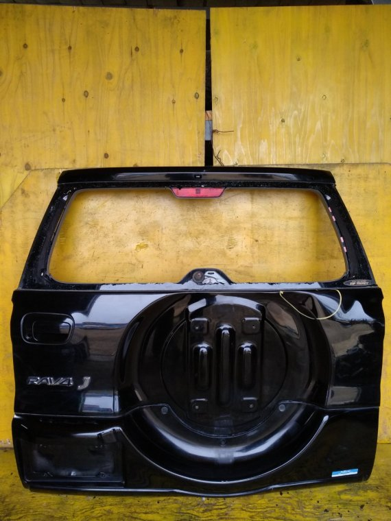 Дверь 5-я Toyota Rav4 ACA20 1AZFSE задняя (б/у)