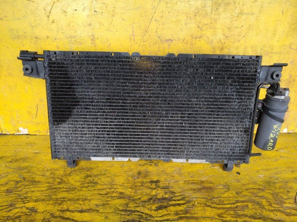 Радиатор кондиционера Isuzu Wizard UES73FW 4JX1 (б/у)