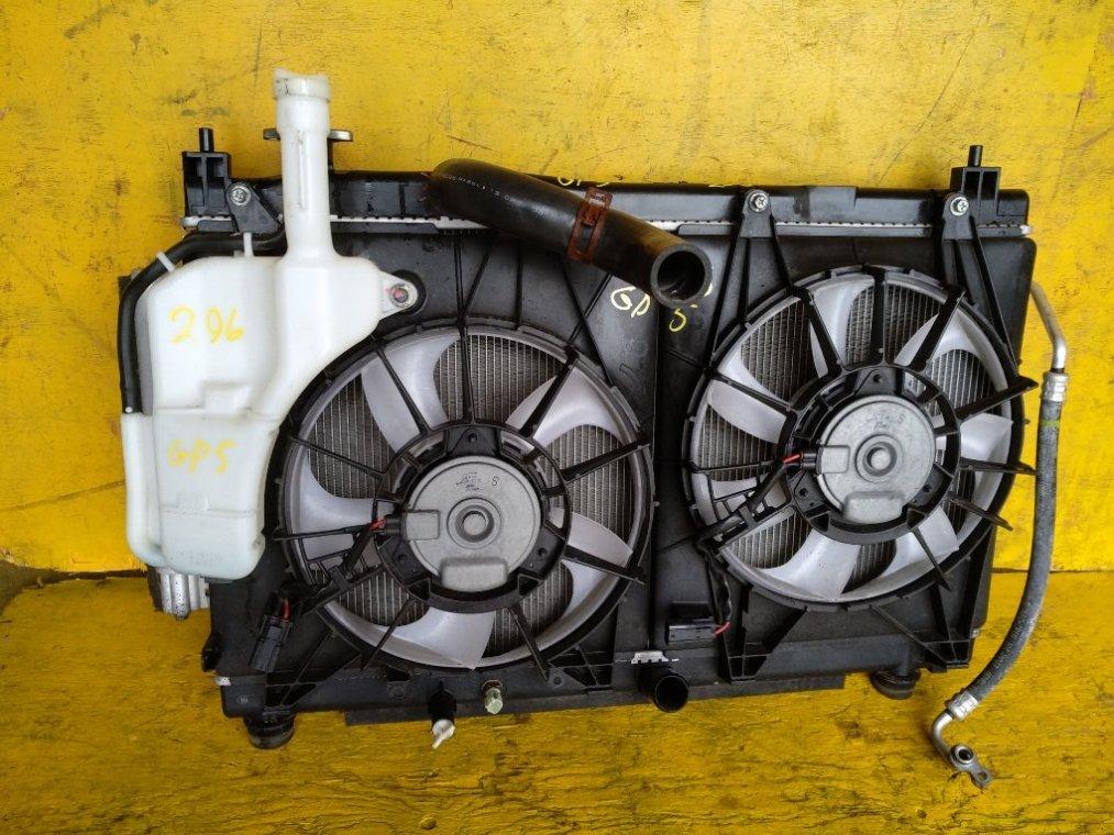 Радиатор основной Honda Fit GP5 LEB-H1 (б/у)