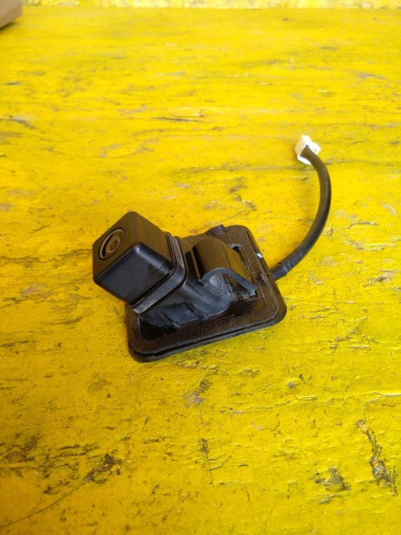 Камера заднего вида Nissan Fuga HY51 VQ35HR задняя (б/у)