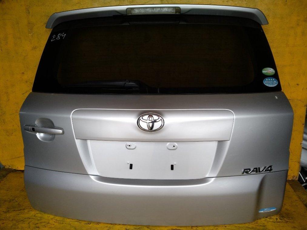 Дверь 5-я Toyota Rav4 ACA31 2AZFE задняя (б/у)