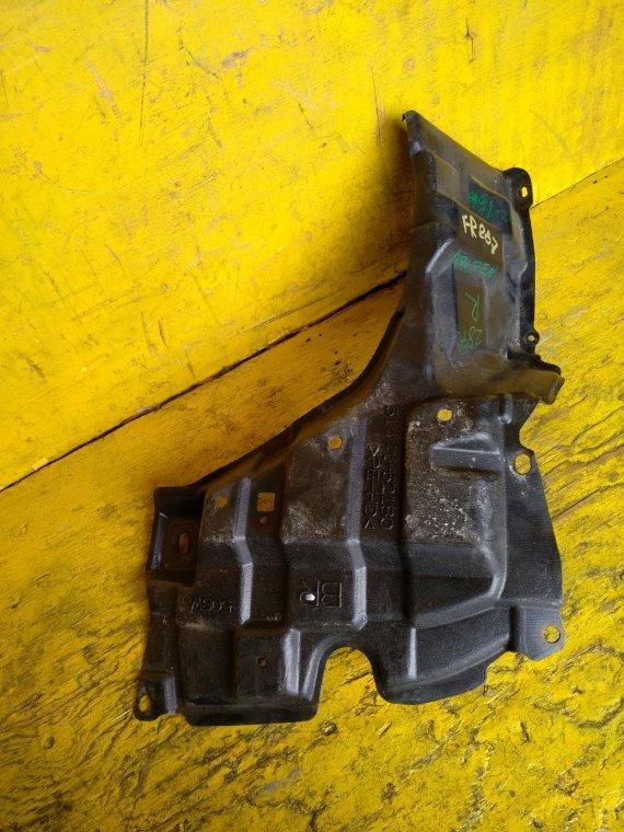 Защита двигателя Toyota Corolla Axio NZE164 1NZFE правая (б/у)