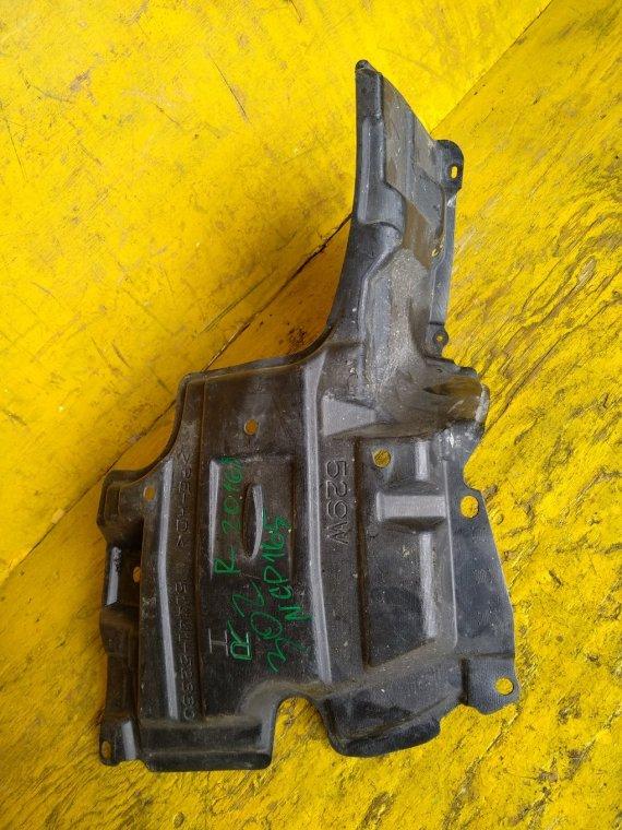 Защита двигателя Toyota Succeed NCP165 1NZFE правая (б/у)