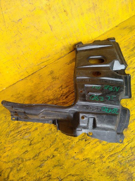 Защита двигателя Toyota Corolla Fielder NZE161 1NZFE левая (б/у)