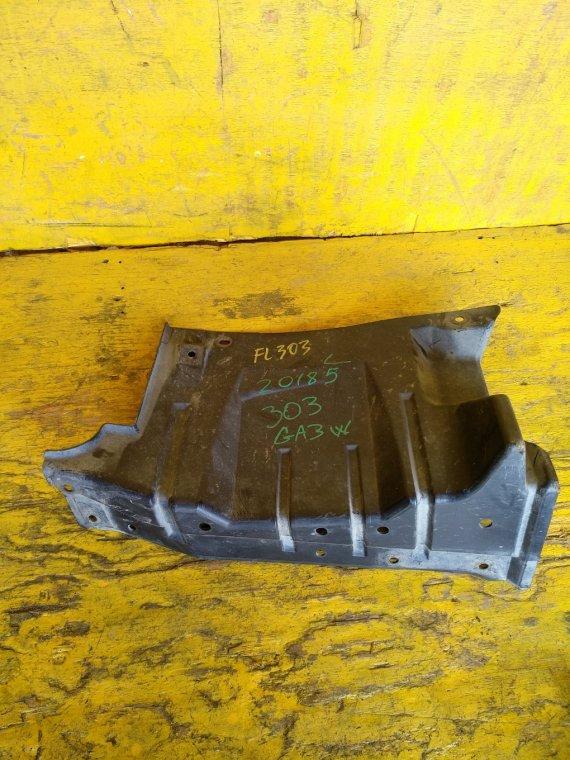 Защита двигателя Mitsubishi Rvr GA3W 4B10 левая (б/у)