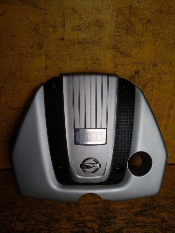 Декоративная крышка двс Nissan Fuga HY51 VQ35HR (б/у)
