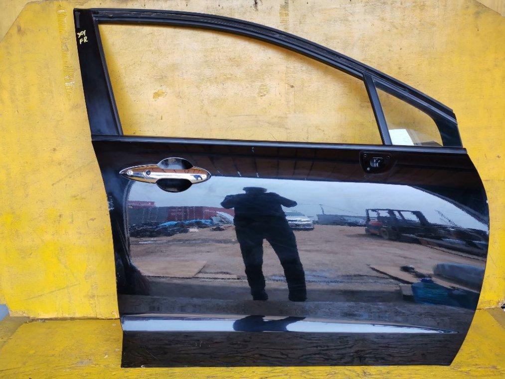 Дверь Honda Odyssey RB3 K24A передняя правая (б/у)