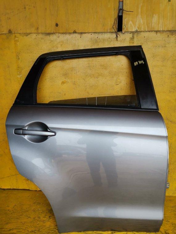 Дверь Mitsubishi Rvr GA3W 4B10 задняя правая (б/у)