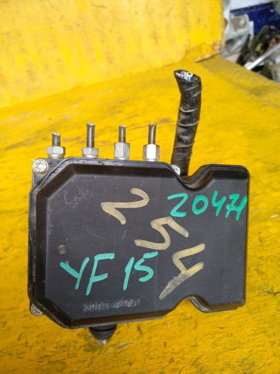 Блок abs Nissan Juke YF15 HR15 (б/у)