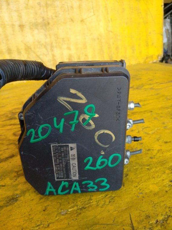 Блок abs Toyota Vanguard ACA33 2AZFE (б/у)