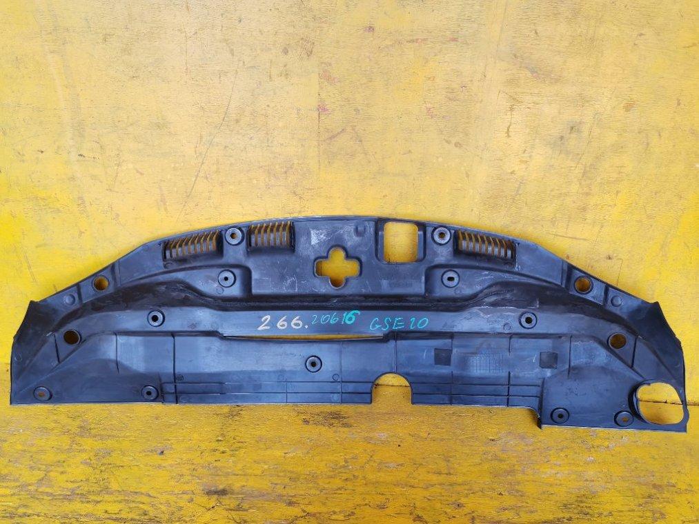 Пластм. защита над радиатором Lexus Is250 GSE20 4GRFSE (б/у)