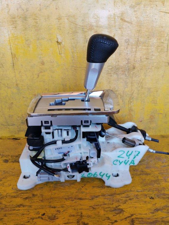 Селектор акпп Mitsubishi Galant Fortis CY4A 4B11 (б/у)