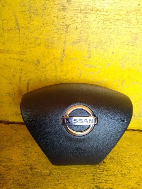 Airbag водительский Nissan Fuga HY51 VQ35HR (б/у)
