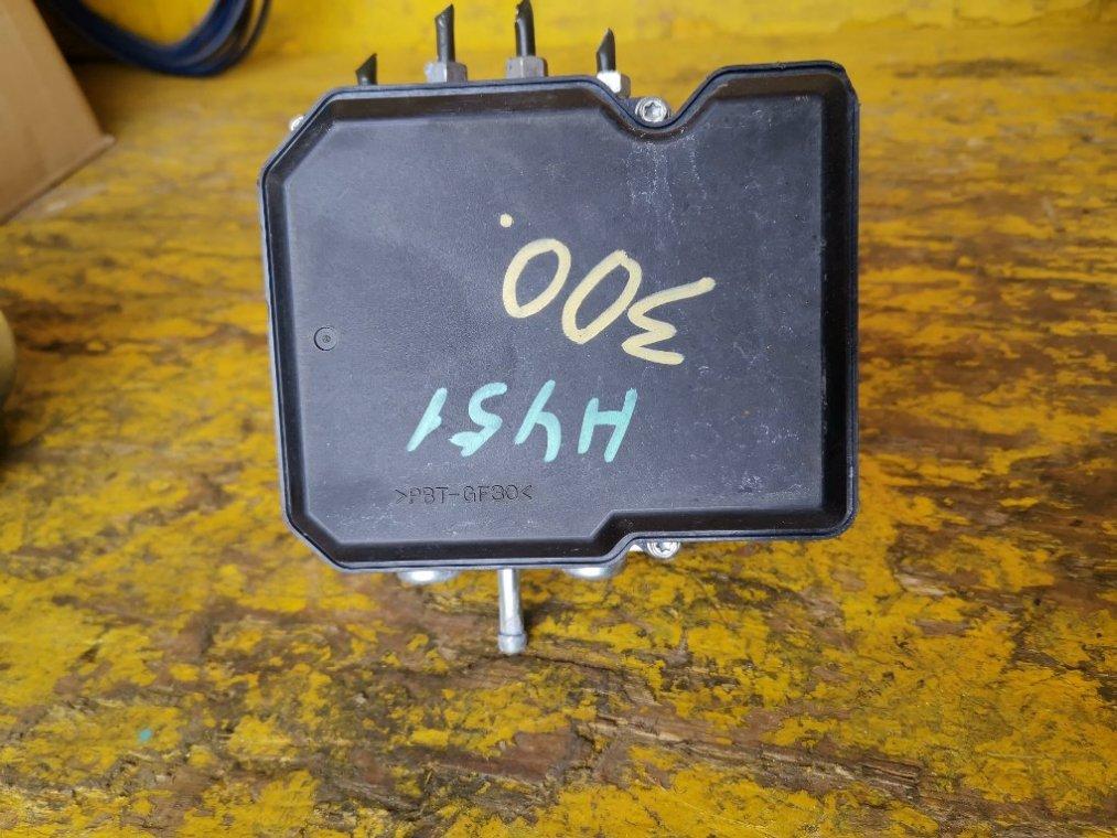 Блок abs Nissan Fuga HY51 VQ35HR (б/у)