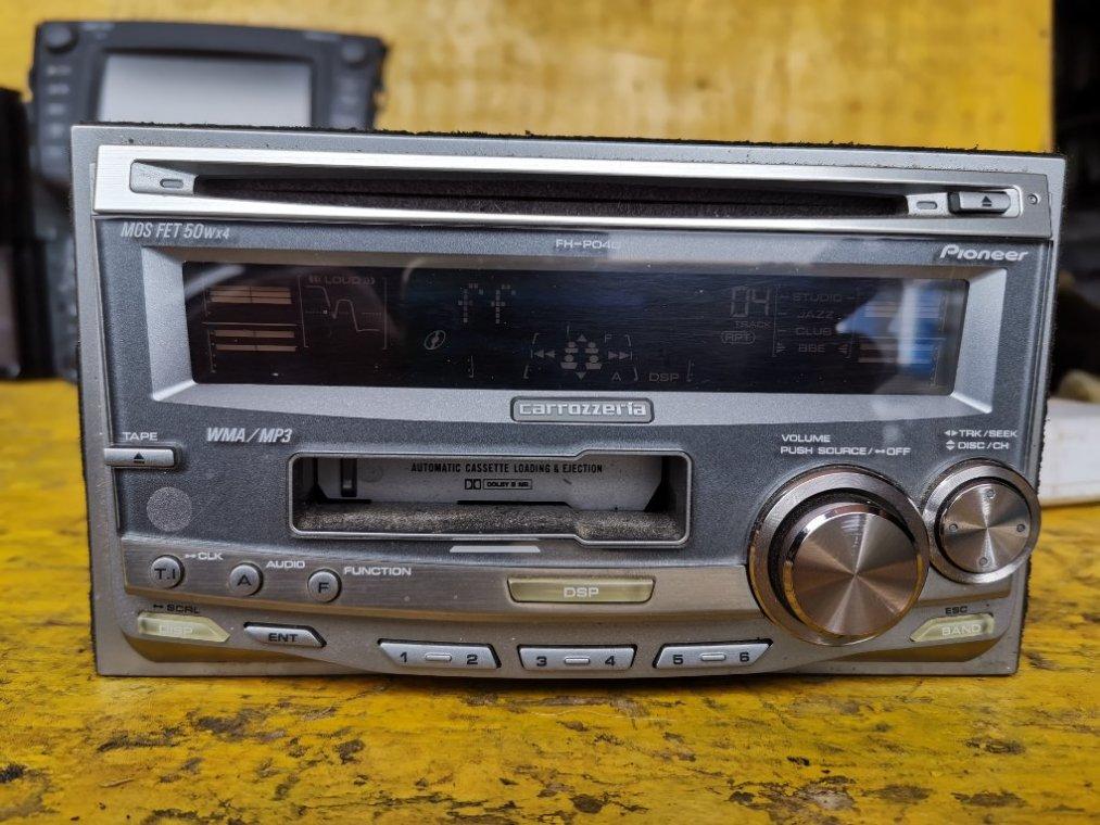 Магнитофон Mitsubishi Outlander CW5W 4B12 (б/у)