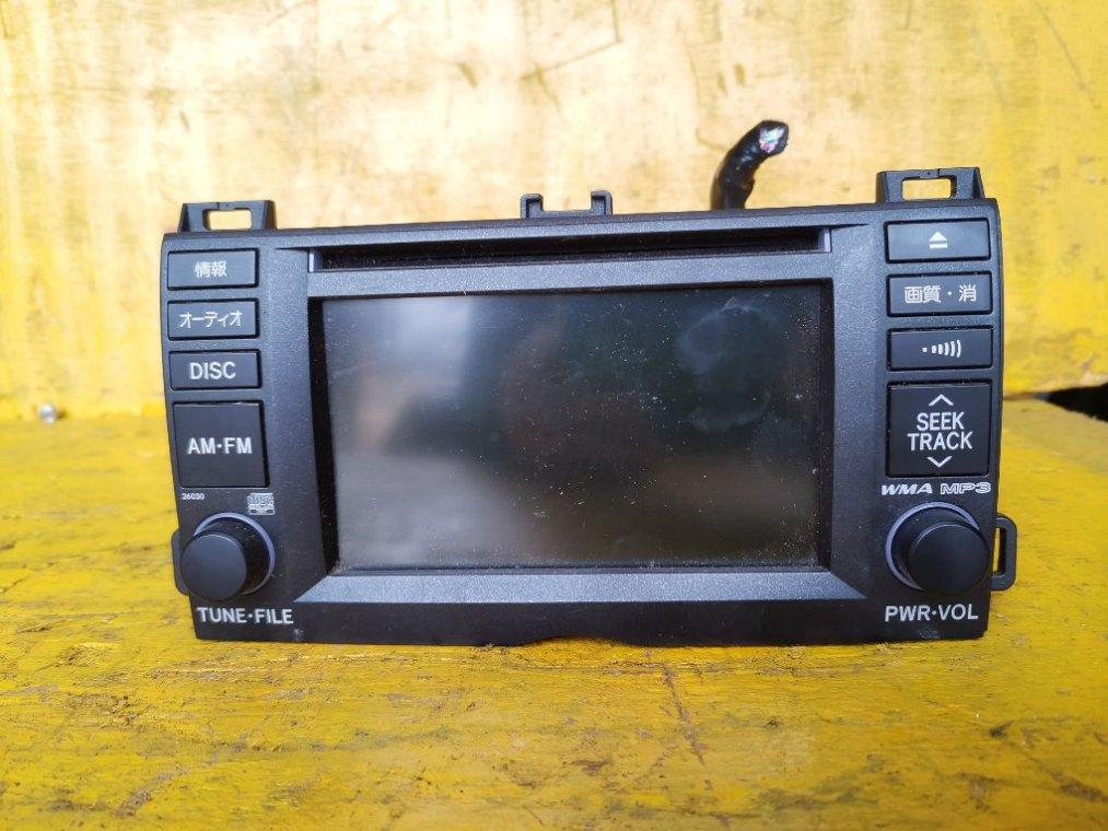 Магнитофон Toyota Allion ZRT260 2ZRFE (б/у)