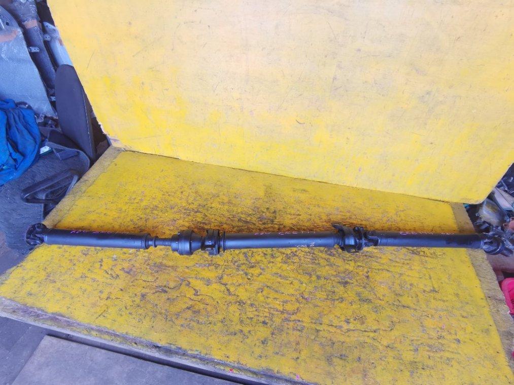 Карданный вал Toyota Corolla Fielder ZRE144 2ZRFE задний (б/у)