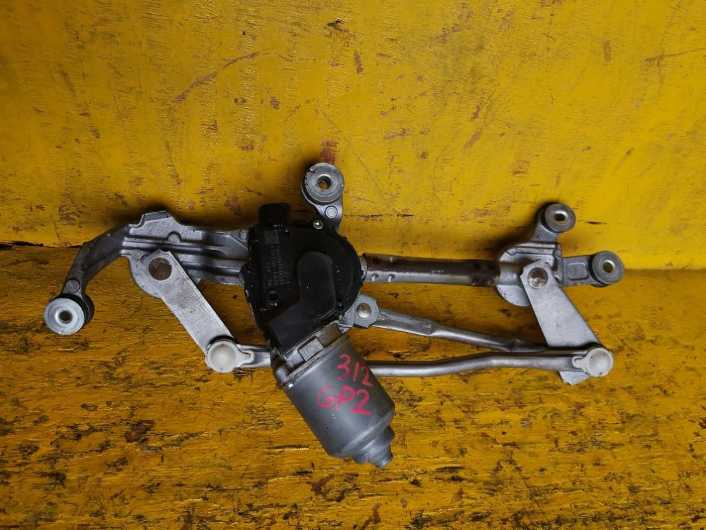 Механизм стеклоочистителя Honda Fit Shuttle GP2 LDA передний (б/у)