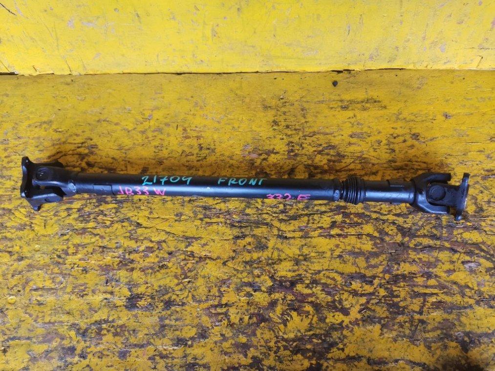 Карданный вал Suzuki Jimny Wide JB33W G13B передний (б/у)