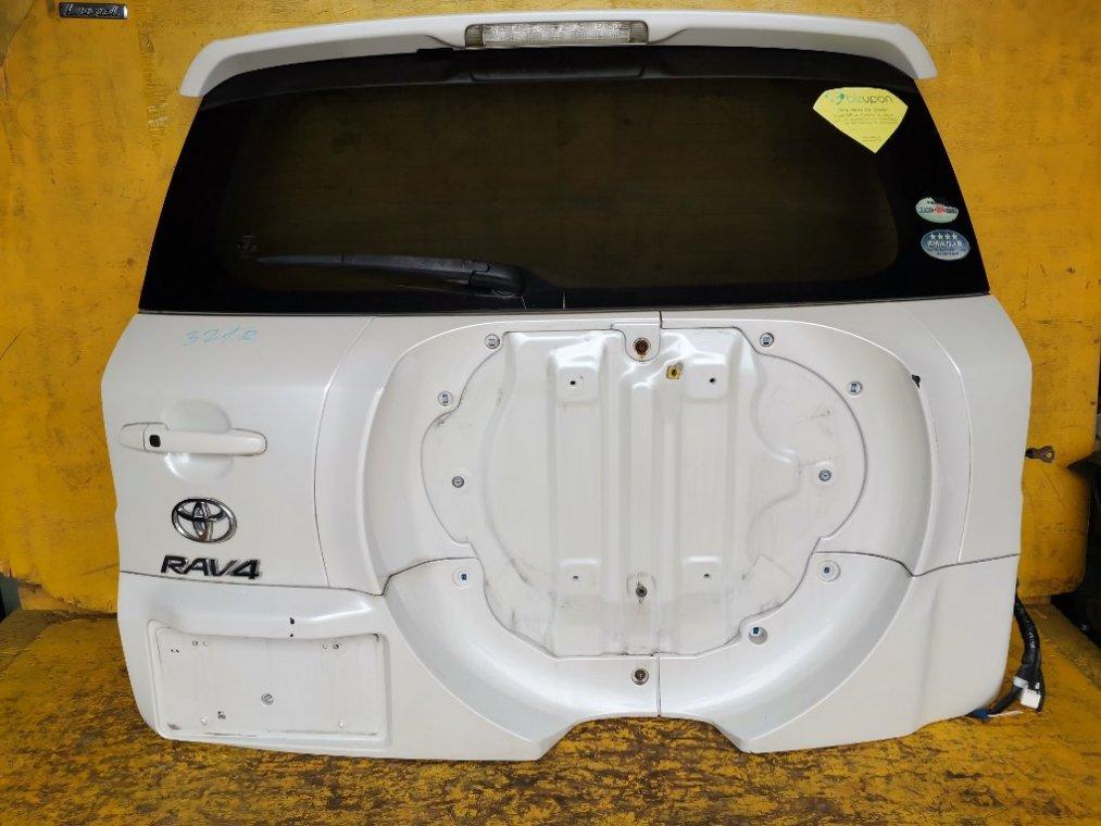 Дверь 5-я Toyota Rav4 ACA31 2AZ-FE задняя (б/у)