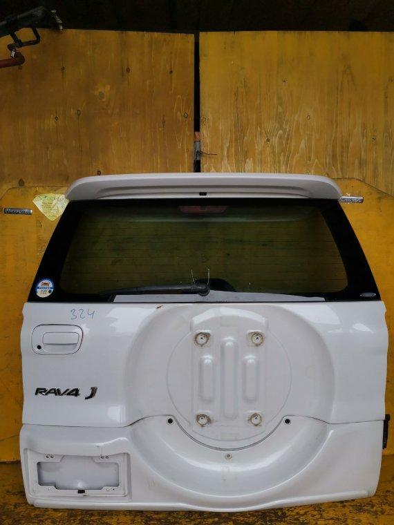 Дверь 5-я Toyota Rav4 ACA21 1AZ-FSE задняя (б/у)