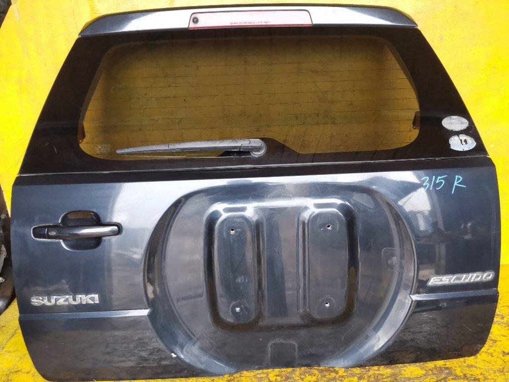 Дверь 5-я Suzuki Escudo TD54W J20A задняя (б/у)