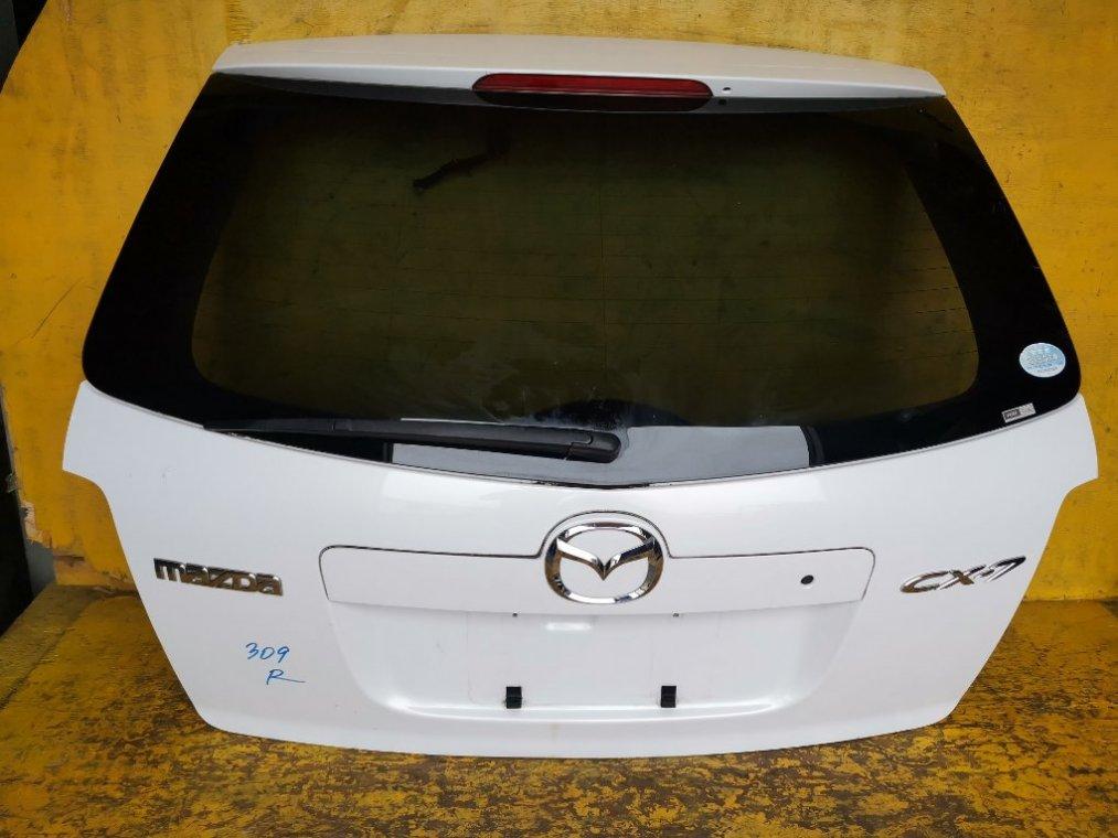 Дверь 5-я Mazda Cx-7 ER3P L3-VDT задняя (б/у)