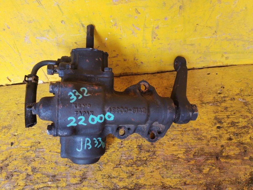 Рулевой редуктор Suzuki Jimny Wide JB33W G13B (б/у)