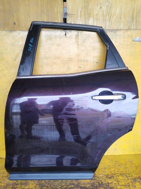 Дверь Mazda Cx-7 ER3P L3-VDT задняя левая (б/у)