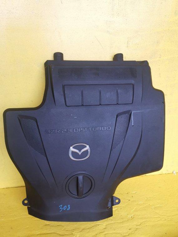 Декоративная крышка двс Mazda Cx-7 ER3P L3-VDT (б/у)