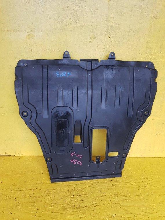 Защита двигателя Mazda Cx-7 ER3P L3-VDT передняя (б/у)