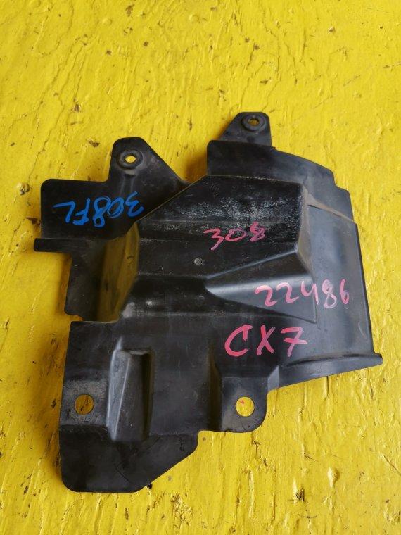 Защита двигателя Mazda Cx-7 ER3P L3-VDT передняя левая (б/у)